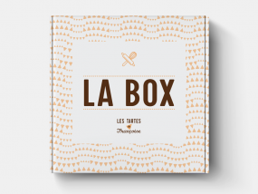 La box - Financier Cerise