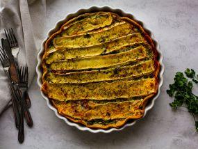 Brie épinard