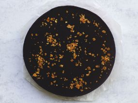 Chocolade feuilletine
