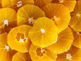 Croûte à l'orange