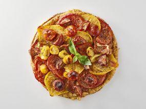 Fijne tomatentaart