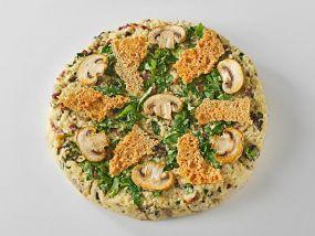 Risotto champignon lardon